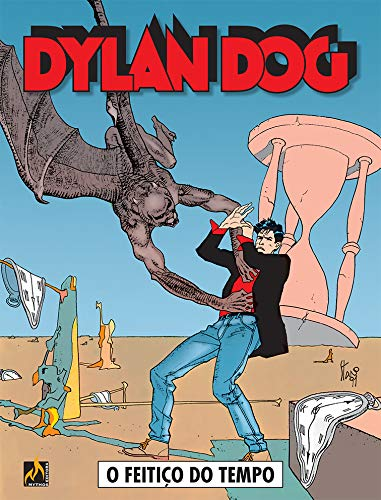 Dylan Dog - volume 20: O feitiço do tempo