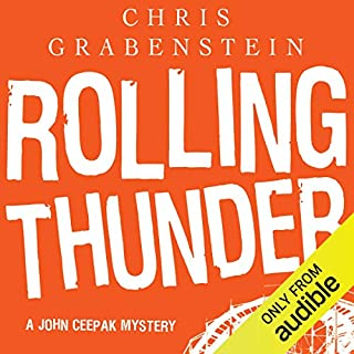 Rolling Thunder audiobook cover art