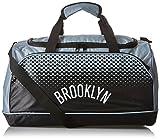 Brooklyn Nets NBA Sac de sport petit unisex Fade Small Holdall Bag