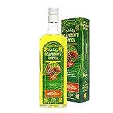 Zedern-Nussöl aus Sibirischen Zedern   Kalt gepresst Extra Virgin   Inkl. hochwerigem SINLAND...