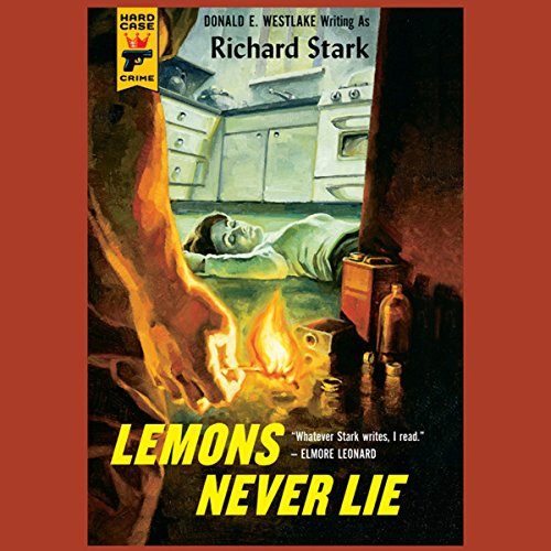 Lemons Never Lie audiobook cover art