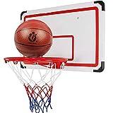 Canasta Baloncesto Infantil,Aire Libre y Interior Oficina Habitación Jardín Aro Baloncesto para Niños y Adultos