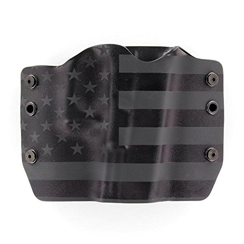 Stealth Black USA - OWB Holster (Right-Hand, 1911-3 inch)