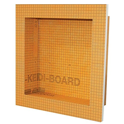Why Choose Schluter KERDI-BOARD-SN: Shower Niche 12x12