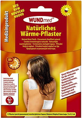 5x Wärmepflaster, 13 x 9,5cm Wärmetherapie Pflaster, Wärmepad