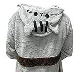 Pidak Pijama / Disfraz de gato / gato gris S