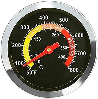 GFTIME 01T08 6 cm Termómetros para Barbacoas y Ahumadores