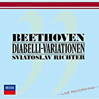 Beethoven: Diabelli Variations by Sviatoslav Richter (2015-03-18)