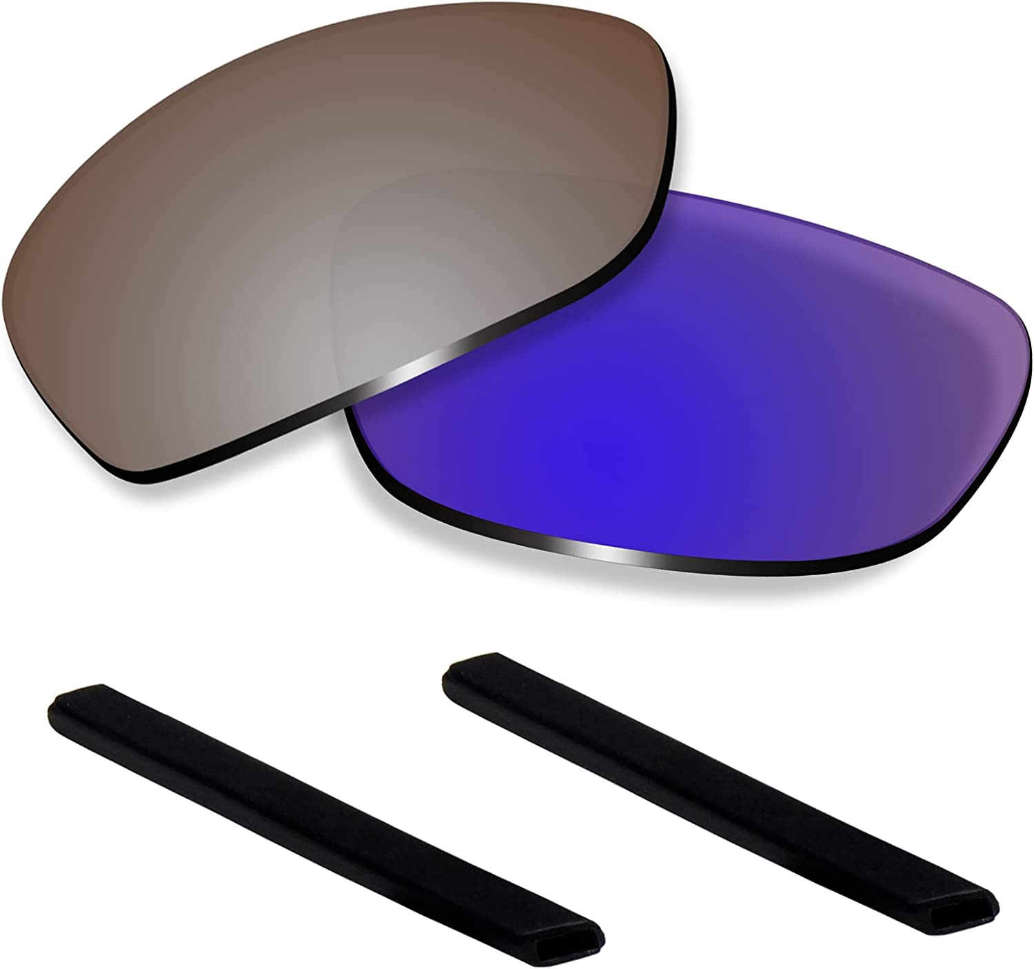 Betterun Polycarbonate Polarized Replacement Ranking TOP11 Sock for Lenses Ear price