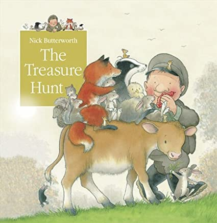 The Treasure Hunt (Tales From Percys Park) (Percy the Park Keeper) by Nick Butterworth(2011-07-07)