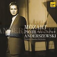 モーツァルト:ピアノ協奏曲第17番&第20番