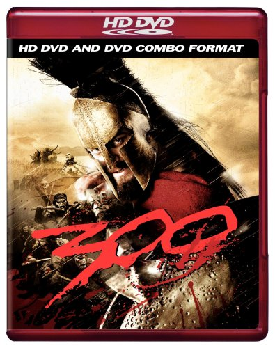 300 (Combo HD DVD and Standard DVD)