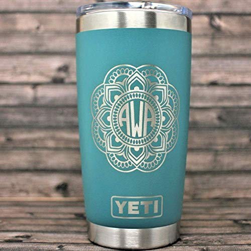 Personalized YETI Travel Mug