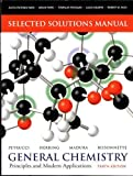 Selected Solutions Manual for General Chemistry: Principles and Modern Applications