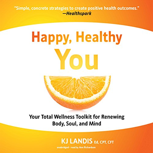 Happy Healthy You cover art