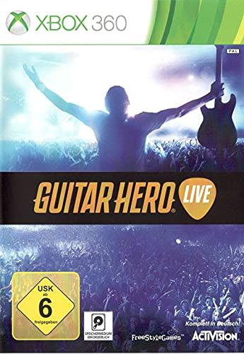 Guitar Hero - Live für XBOX 360 [Nur Spiel]