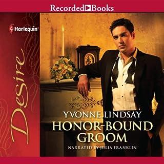 Honor-Bound Groom audiobook cover art