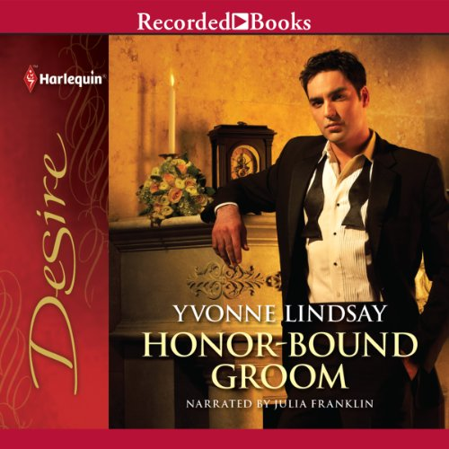 Honor-Bound Groom audiobook cover art