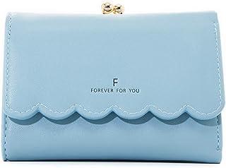[CCKOON]レディース財布 ミニ ガマ口 小さい財布 ウォレット 大容量 小型でコンパクト 小銭入れ付き 8カード入れ&1お札入れ 軽量 短サイフ 5色 専用化粧箱付
