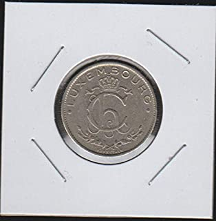 1924 LU Crowned Monogram $1 Choice Extremely Fine