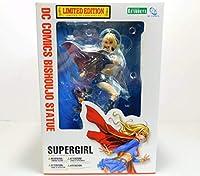 コトブキヤ 版 DCコミック 美少女 スーパーガールブラックLIMITED EDITION フィギュア