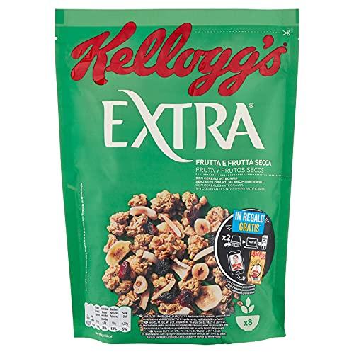 Kellogg's Extra Frutta e Frutta Secca, 375g