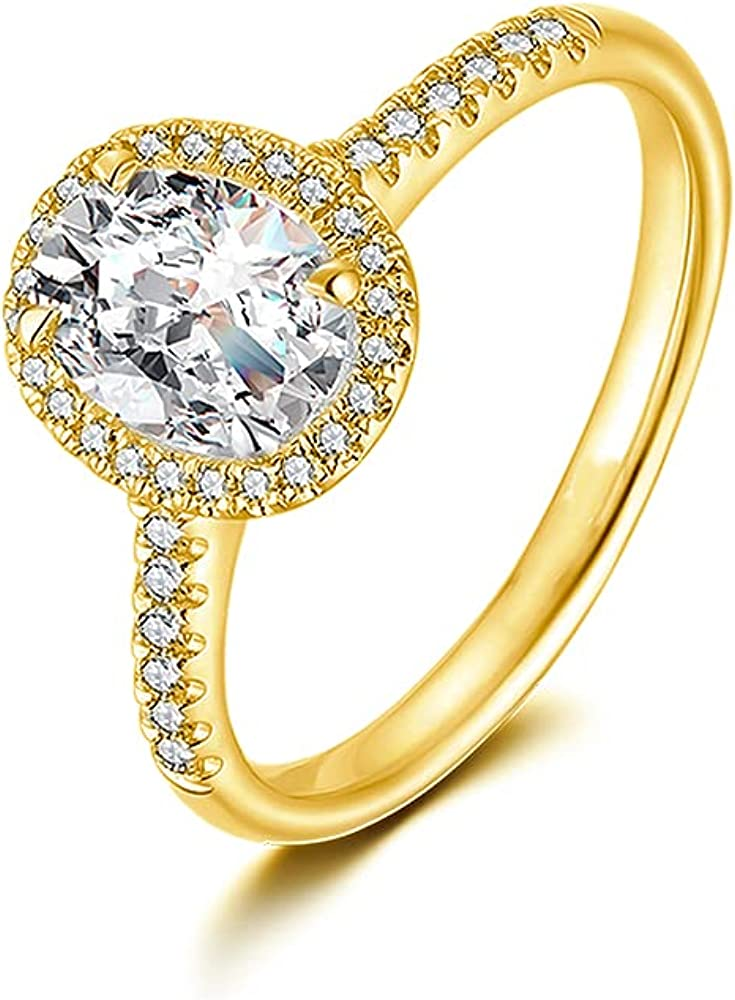 Details about  /2.25 Ct Round Cut Moissanite White Engagement Wedding Ring 925 Sterling Silver