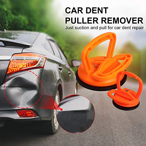 Shaboo Prints Dent Puller, Dent Remover Tools, Car Dent Repair, Suction Cup Lifter for Cars Dent, Glass, Tiles, Mirror, Lifting and Objects Moving