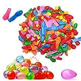 Globos de Agua 1000pcs Water Balloons de Colores, Juguete Acuático Niños, para...