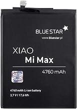 Blue Star Premium - Batería de Li-Ion litio 4760 mAh de Capacidad Carga Rapida 2.0 Compatible con el Xiaomi Mi Max