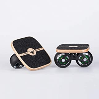 Drift Plate, Skate Board with 73 mm *43 mm Wheels 8-Layer Maple Pedal Non-Slip Wear Resistant
