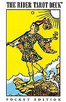 ライダー タロットカード 基本のカード ポケットサイズ タロット The Rider Tarot Deck Pocket 占い ウェイト waite 英語のみ