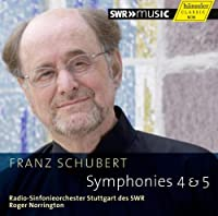 Schubert: Symphonies 4 & 5 (2012-08-28)