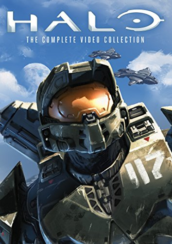 HALO: COMPLETE VIDEO COLLECTION - HALO: COMPLETE VIDEO COLLECTION (6 DVD)
