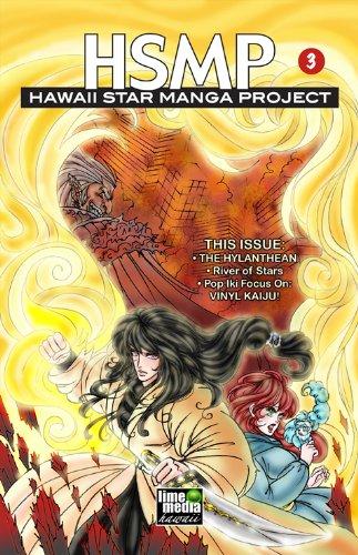 Hawaii Star Manga Project #3 (English Edition)