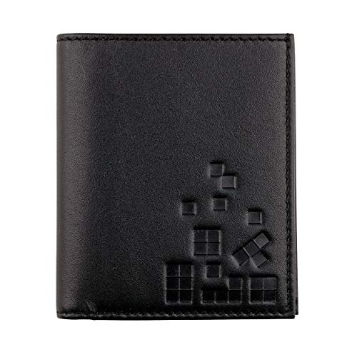 oxmox Geldbörse Leder 8,5 cm