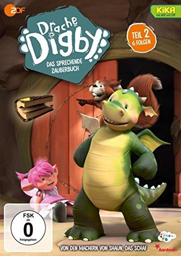 Drache Digby - Das sprechende Zauberbuch (1.Staffel Volume 2)