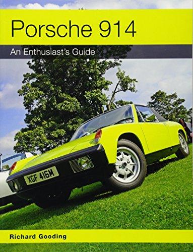 porsche 914 service manual - 4