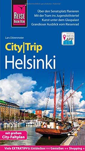 Reise Know-How CityTrip Helsinki: Reiseführer mit Stadtplan und kostenloser Web-App