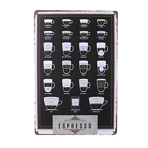 dingleiever-Types of Espresso