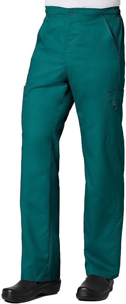 Maevn Men's EON Half Elastic 8-Pocket Cargo Pant(Hunter, X-Large Tall)