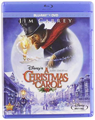 Disney's A Christmas Carol (Two-Disc Blu-ray/DVD Combo)