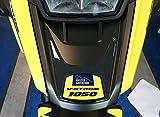Kleber 3D-Harzgel für Motorradschnabelspitze kompatibel mit Suzuki V-Strom 1050