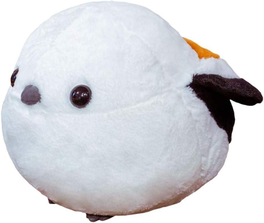 Directly managed Fresno Mall store CZMCQM 30Cm 40Cm Animal Sparrow Bird Filled Tit Toy Stuffed Do