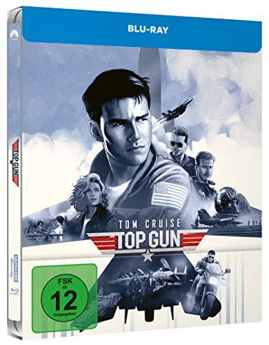 Top Gun Limited Steelbook [Blu-ray]