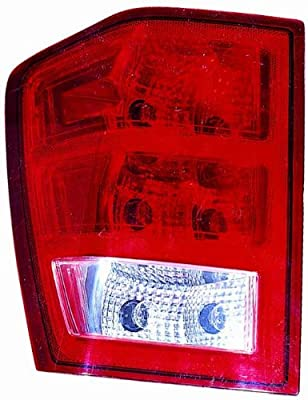 Depo Jeep Grand Cherokee Replacement Taillight Assembly