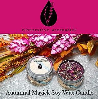 Autumnal Magic Soy Wax Candle