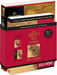 Achieve your Goals - The Artist's Way Starter Kit - What is holding you back from the life of your dreams? You're your own worst enemy when you don't allow yourself to achieve your goals from fear of failing.