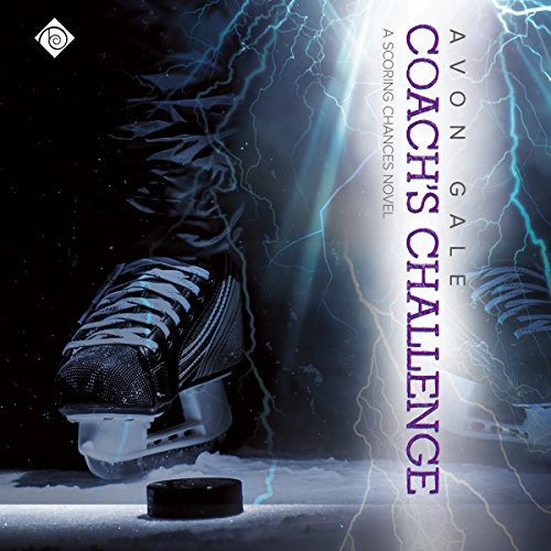 Coach's Challenge audiobook cover art