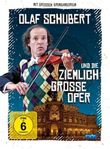 Olaf Schubert und die ziemlich grosse Oper, 1 DVD